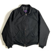 King Louie Canyon Full Fit Duck Jacket - Black