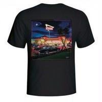 IN-N-OUT 2013 NOW AND THEN T-SHIRT - BLACK