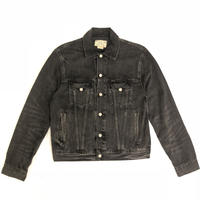 POLO RALPH LAUREN Trucker Jacket - Black Denim