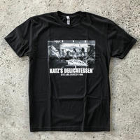 KATZ'S DELICATESSEN TEE - BLACK