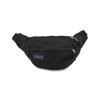 JAN SPORT FIFTH AVENUE FANNY PACK - BLACK