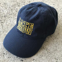 LATE SHOW LOGO CAP - NAVY YELLOW