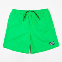 QUARTERSNACKS WATER SHORT - Lime