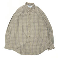 USED 90's NAUTICA Plaid Check Shirts