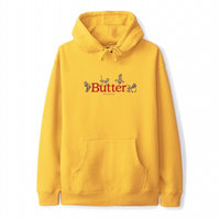 Butter Goods Monkey Pullover - Gold