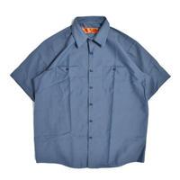 Red Kap Industrial Work Shirt - Postman Blue