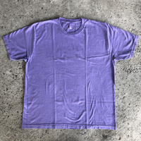 AMERICAN APPAREL Heavy Jersey Box Tee - Faded Purple