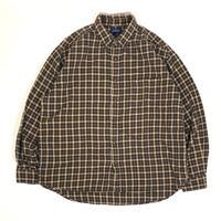 USED J.CREW Flannel Shirt