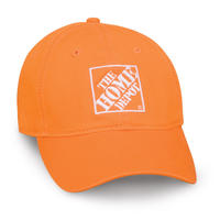THE HOME DEPOT MORE SAVING CAP - Orange