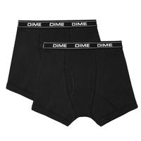 DIME 2-PACK BOXERS - Black