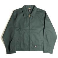 Dickies Unlined Eisenhower Jacket - Hunter Green