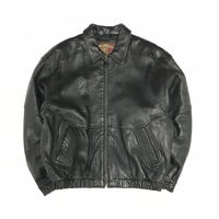 USED Global Identity G-III Leather Jacket