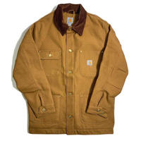 Carhartt Duck Chore Coat - Carhartt Brown