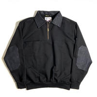 GAME Sportswear Defender Work Sweatshirt - Black/Denim