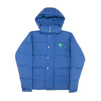 ALLTIMERS FARLEY PUFFER JACKET - Royal