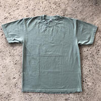 LOS ANGELES APPAREL 6.5oz Garment Dye Tee - Athletic Green