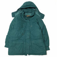 80〜90's Eddie Bauer Womens Goose Down Jacket - Green