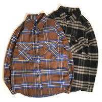 Brixton Bowery Flannel Long Sleeve Shirts