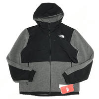 THE NORTH FACE DENALI Ⅱ HOODIE - CHARCOAL/BLACK