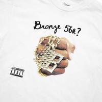 BRONZE 56K DJ BRONZE TEE - WHITE