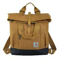 CARHARTT  WOMEN`S BACKPACK HIBRID - CARHARTT BROWN