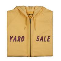 YARDSALE 92' Fullzip Hood Mustard