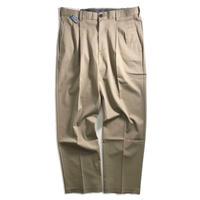Haggar 2-Tuck Premium No Iron Chino Pants - Khaki