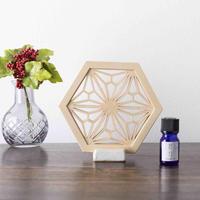 Aroma Wood  -二重麻の葉  Double Asanoha-