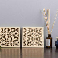 Wall decor -麻の葉  Asanoha-