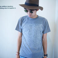 🔻RUNBAKA Logo Square T-Shirt