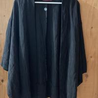 アンティーク羽織【黒羽織】