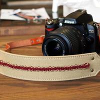 grandid Camera Strap/Brawn