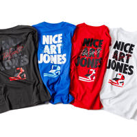 NICE ART JONES LS T-SHIRTS(RUTSUBO×ALLRAID)