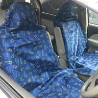 Mexican Stalls Car Seat Cover(RUTSUBO×ALLRAID Inc.)