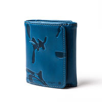 WAVY MINI WALLET(GNUOYP×MHAK and RUTSUBO)