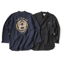 鮟鱇力士 Baseball Shirts(RUTSUBO×YU SUDA)