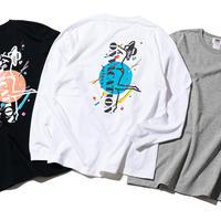 VACATION GIRL LST-Shirts (RUTSUBO×ALLRAID)