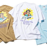 CAR WASH T-Shirts (RUTSUBO×aimi odawara)