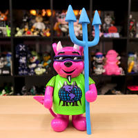 Marc McKee:Rocco 3 Devil Bear Classic PK with exclusive finger board