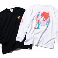 Nesshisen LST-Shirts(RUTSUBO×YUSUDA)