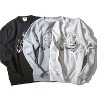 MOUSE CREW NECK SWEAT