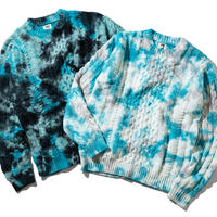FISHERMAN TIEDYE SWEATER