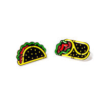 BURRITOS&TACOS PINS SET(RUTSUBO×ALLRAID Inc.)