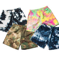 TIE DYE CITY SHORTS