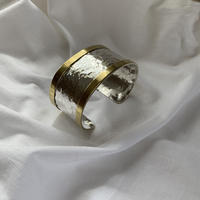 vintage Mexico silver design bangle 4