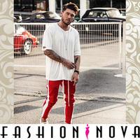 即納【Fashion Nova】ヴィンテージ加工Tシャツ