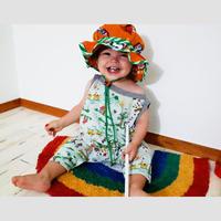 レインボー・サンハット | Rainbow sun hat