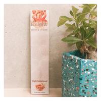 Sandalwood incense 甘い愛の戯れの香りサンダルウッドのインセンス