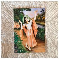 チャイタンニャマハープラブのアートカード
