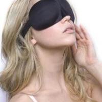立体型アイマスク  安眠マスク